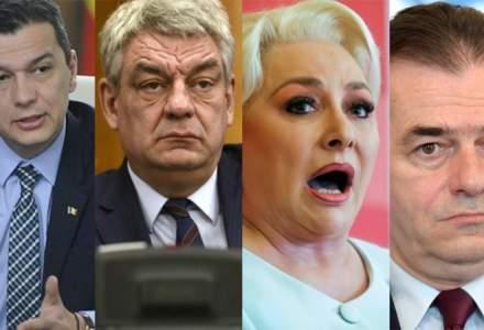 O conducere schimbătoare: 4 ani, 5 guverne, 5 ministere, 22 de miniștri