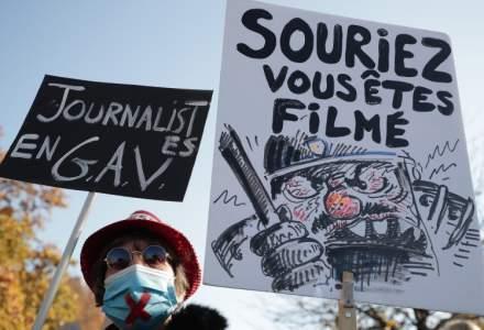 Peste 80 de francezi arestați, în urma protestelor izbucnite la Paris