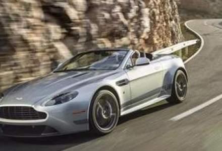 Aston Martin lanseaza prima masina care costa sub 100.000 dolari