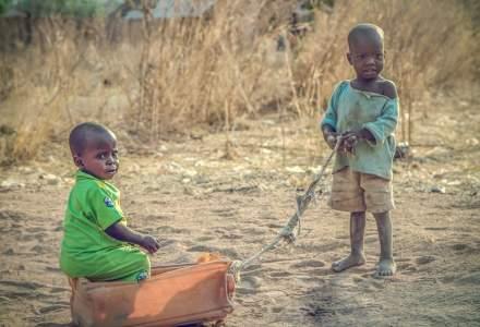 STUDIU: Aproximativ 11 milioane de copii trebuie să înfrunte foamea