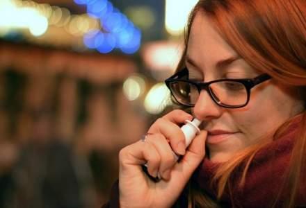 Cercetătorii americani lucrează la un spray nazal împotriva COVID-19