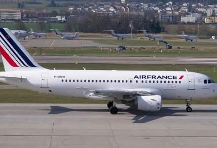 Air France - KLM menţine zborurile din Bucureşti către Amsterdam şi Paris, în această iarnă
