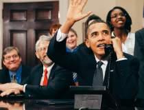 Obama și premierul Marii...