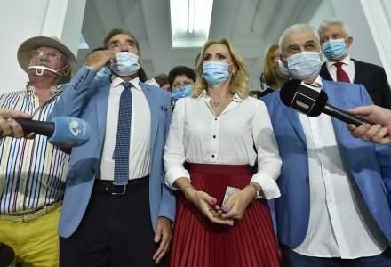 Gabriela Firea îi critică pe liberali pentru lipsa apei calde din București