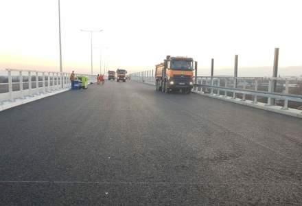 Lotul 1 al Autostrăzii Sebeș-Turda a fost dat în trafic