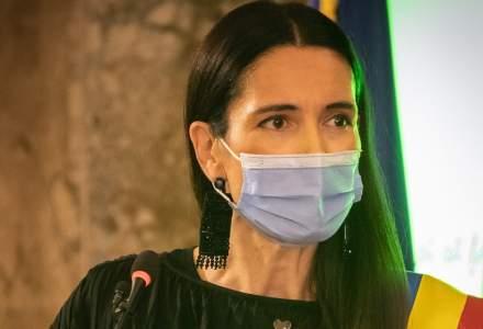 Clotilde Armand: Vechea administraţie a falimentat cea mai bogată primărie din Bucureşti, avem un deficit abisal