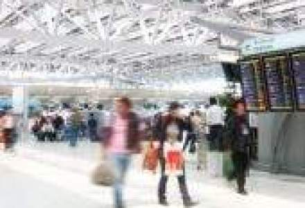 Aeroportul Timisoara: Numarul pasagerilor a stagnat in primele patru luni din 2009