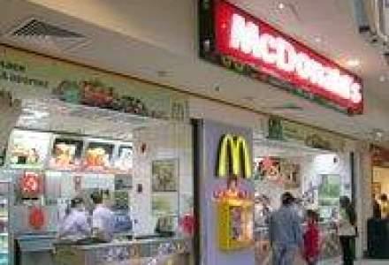 McDonald's a investit 9 mil. euro pentru extinderea retelei din Romania