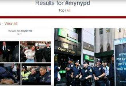 Cum o campanie Twitter a NYPD s-a intors impotriva sa