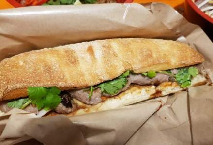 Review restaurant George Butunoiu: Cel mai bun sandvici din lume