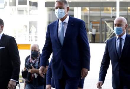 Iohannis: Vă rog, mergeţi la vot. Avem şansa de a alege un Parlament mai bun