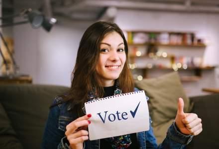 Au ieșit la vot mai mulți tineri cu vârste între 18 și 24 de ani, în timp ce numărul seniorilor este mai mic comparativ cu 2016