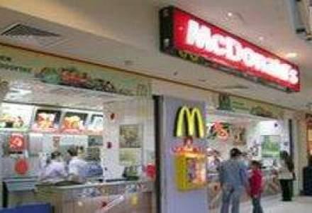 McDonald's Romania invests 9 million in Q1 to extend network in Romania