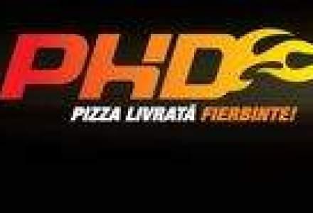 Pizza Hut tinteste 2 mil. euro din livrarile la domiciliu