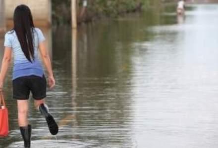 Bilantul inundatiilor din ultimele zile: romanii nu percep dimensiunea riscurilor