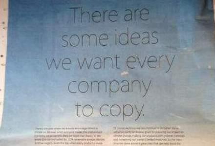 Apple ataca in reclame: sunt unele idei pe care fiecare companie ar trebui sa le copieze de la noi [VIDEO]