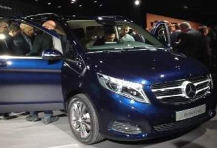 Mercedes-Benz Clasa V este disponibila in Romania. Afla preturile
