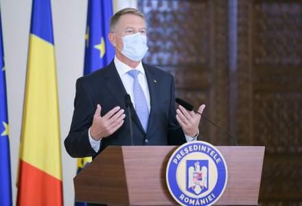 [VIDEO]: Klaus Iohannis: Rezultatele alegerilor arată că nu există un câștigător clar