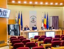 Ședință a Consiliului General...