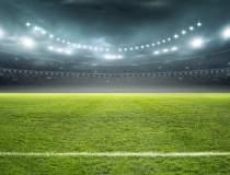Meci de fotbal întrerupt după...