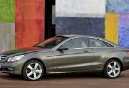 Noul Mercedes-Benz Clasa E Coupe este disponibil in Romania