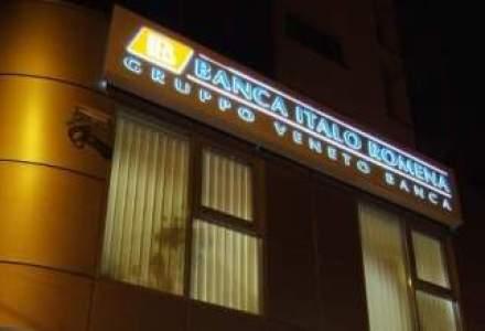 Banca Italo Romena a raportat o pierdere de 11,7 milioane euro