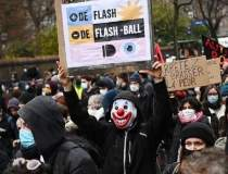 FRANȚA: O nouă zi de proteste...