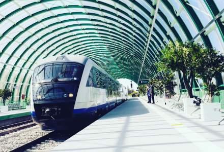 Trenurile Gara de Nord - Aeroport Otopeni au început să circule