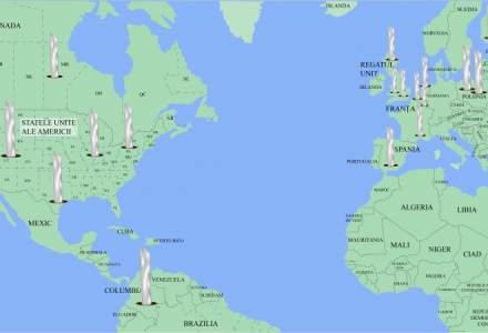 Harta monoliților: unde și când au apărut misterioasele structuri
