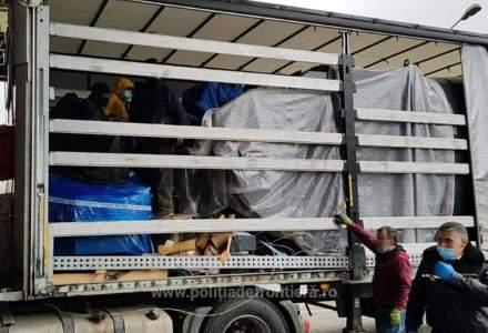 Alți 13 cetățeni străni au încercat să intre ilegal în România