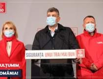 Întâlnire între liderii PSD...