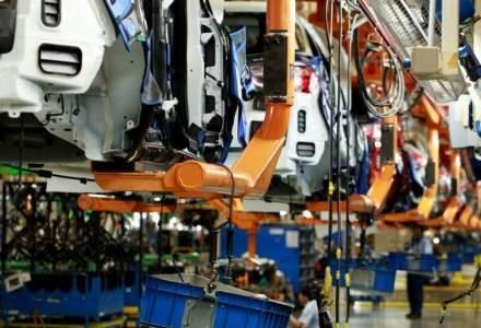 Statistici: Producția industrială a scăzut cu 11% în România
