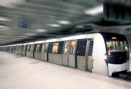 Metrorex a cumparat metrouri prea late. Statiile vor trebui modificate