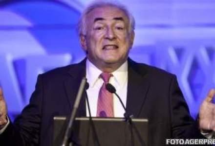 Dominique Strauss-Kahn va sesiza justitia contra utilizarii initialelor sale de un bordel