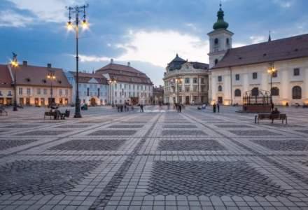 Orasul Sibiu, inclus intr-un top al celor mai fermecatoare orase din Europa