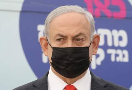 Premierul israelian Benjamin Netanyahu se află în autoizolare pentru a treia oară