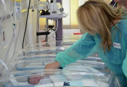 Salvați Copiii România: 20% din impozitul pe profit face scut pentru spitale