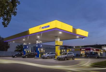 OMV Petrom a inaugurat prima stație modernizată din rețeaua Petrom