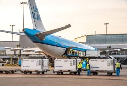 Divizia CARGO a grupului Air France KLM se pregătește pentru livrarea vaccinului COVID-19