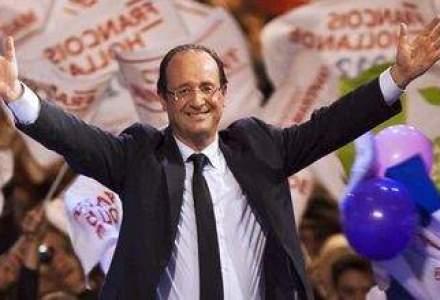 Francois Hollande considera necesare alegeri prezidentiale in Ucraina in luna mai