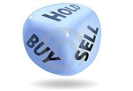 Bursa urmeaza tendinta externa si scade la inceputul saptamanii