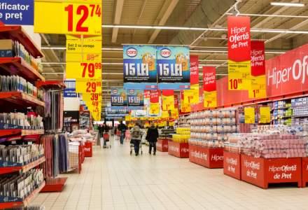 Coșul de cumparaturi al românilor de Crăciun: Unde sunt cele mai mici prețuri