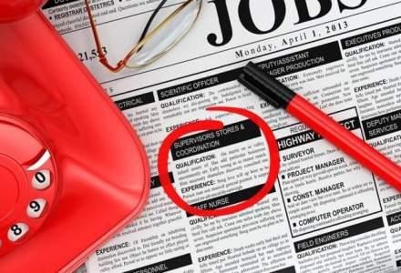 Peste 14.300 de locuri de muncă vacante la nivel naţional