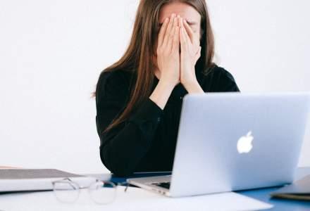 1 din 4 angajați români simte un nivel de stres dublu din cauza pandemiei