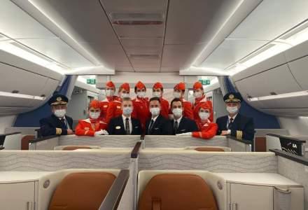 La ce măsură s-a gândit o companie aeriană pentru cei care nu vor să poarte mască