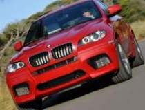 BMW X6 M and BMW X5 M,...