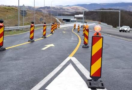 Primul sector din autostrada Ploieşti – Braşov este dat în folosință