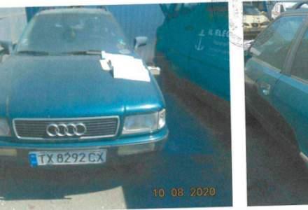 Care sunt mașinile scoase la vânzare de ANAF în decembrie