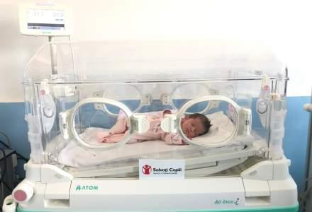 Zece secții de terapie intensivă neonatală și de pediatrie au nevoie de echipamente medicale