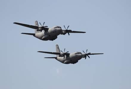 Gheorghiţă: Transportul vaccinului anti-COVID este foarte probabil să fie asigurat cu avioane MApN
